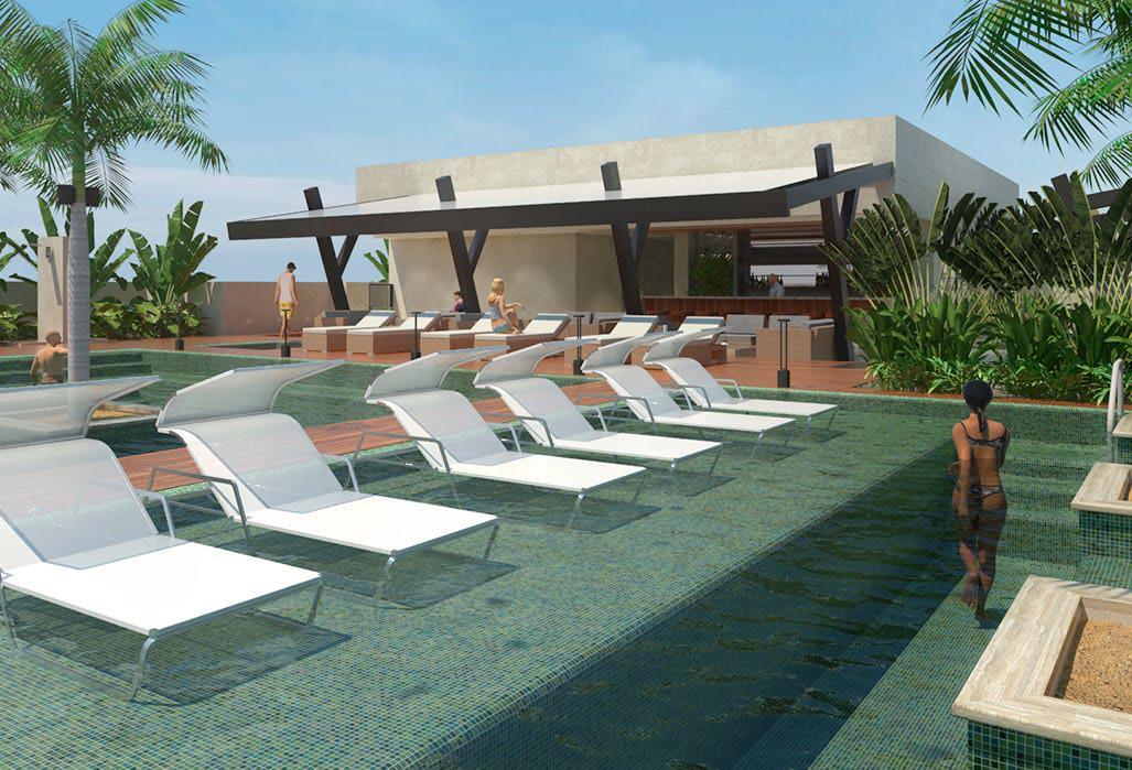 Condo for sale in Playa del Carmen. DE1507